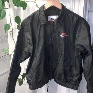 Vintage button up Nike Jacket